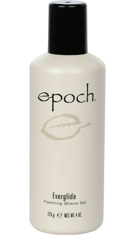 Epoch Everglide Foaming Shave Gel