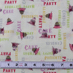 Lot L750 * HULLABALOO by Clothworks - Patchwork Fabric by the ½ metre