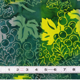 M098 * BALI BATIK by Fabri-Quilt Fabrics - Patchwork Fabric by the 1/2 metre