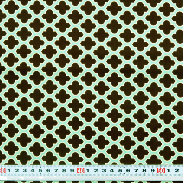 S962 * LODGE LATTICE by FreeSpirit #JD46 - Patchwork Fabric by the 1/2 metre