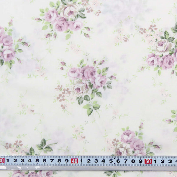 S995 * LIVE LIFE COLLECTION by Yuwa - Patchwork Fabric by the 1/2 metre