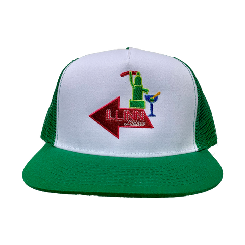 Town Pump Trucker Hat (Green)