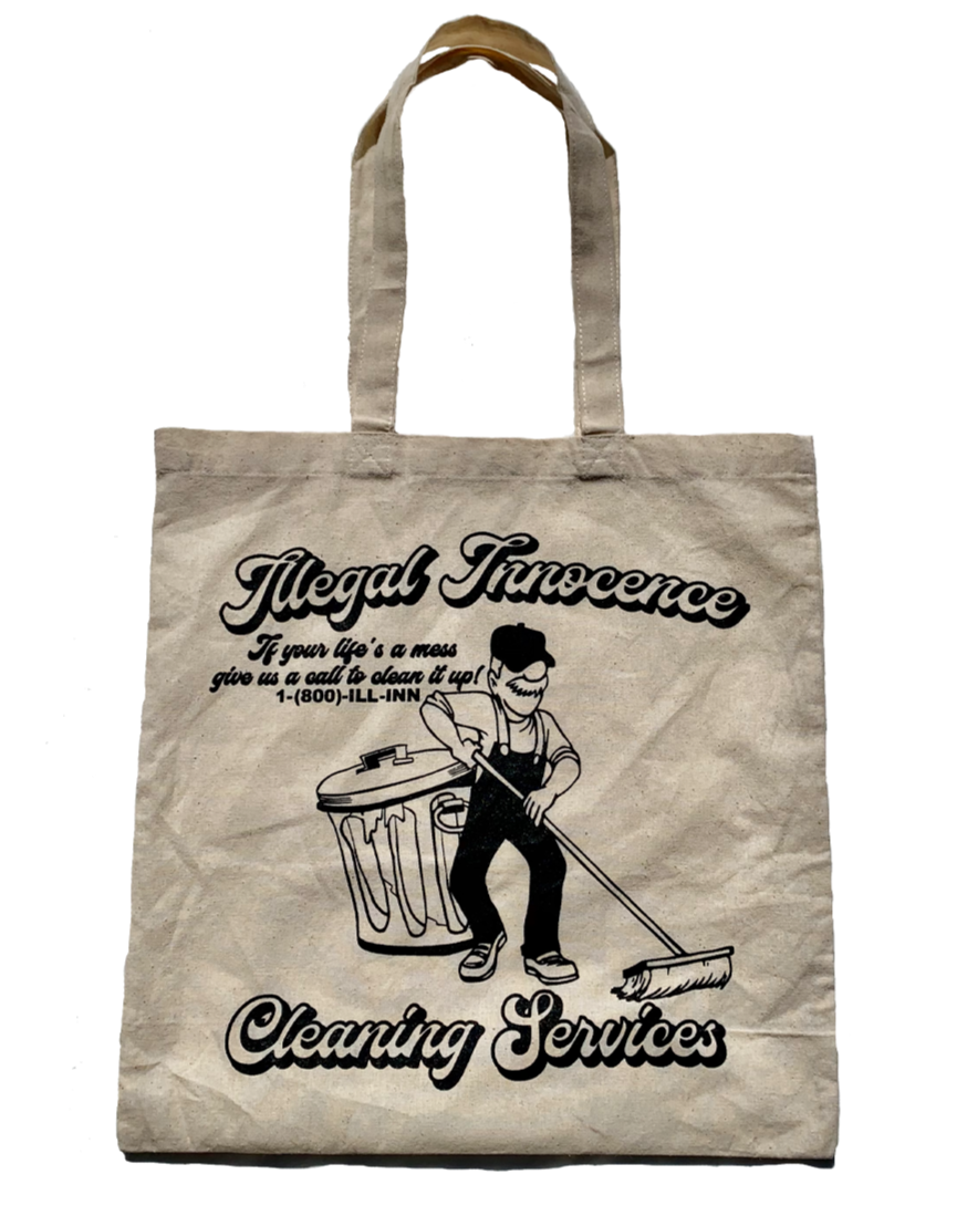 Cleaning Service Tote