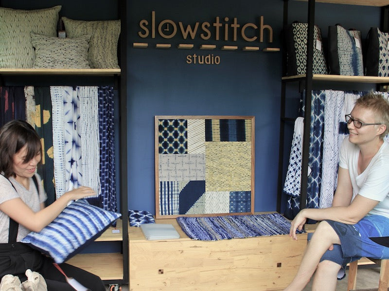 Q & A with Slowstitch Studio