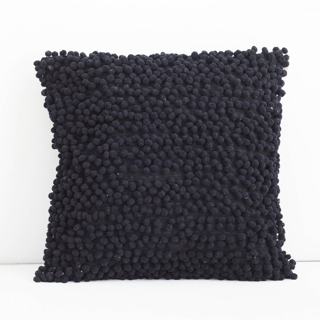 Pompom Cushion Cover