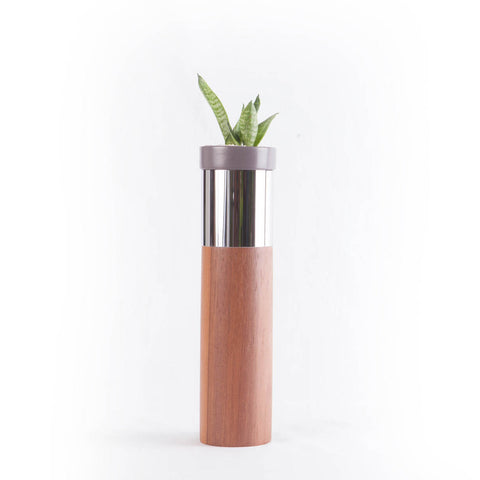 Handmade TO-TEMS SERIE Natural Plant Pots & Stands