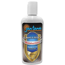 JanTana Emollient Moisturizer - needed for pre-Spray Tanning