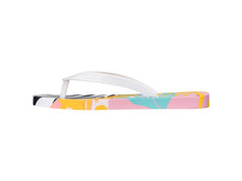 MELISSA + IPANEMA (WHITE-YELLOW-BLACK)
