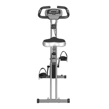 Exercise Bike (Silver/Black)