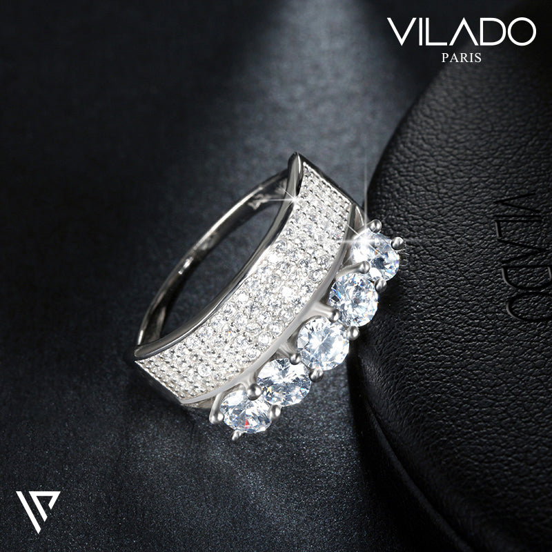 Luxury Silver Ring