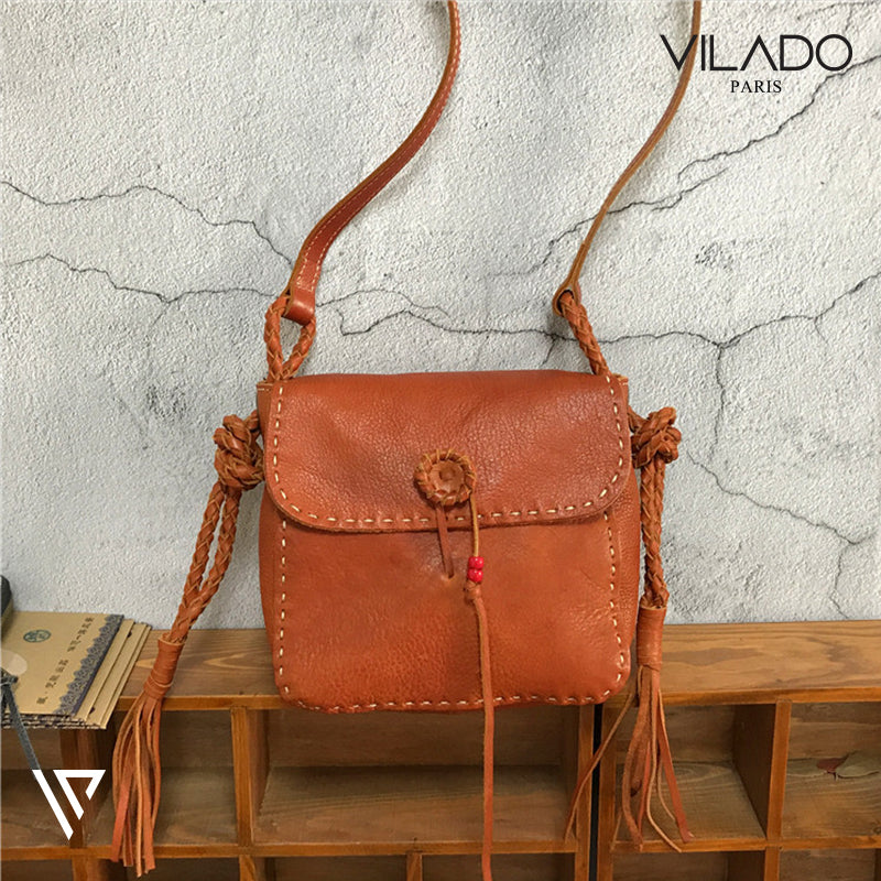 Top Quality leather Sling Bag for Woman