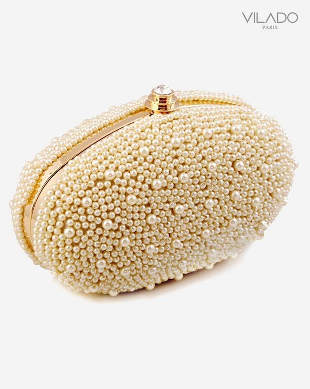 Royal And Attractive Party Clutch Bag
