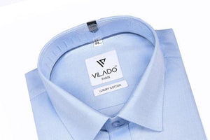 Vilado Paris Regular Fit Men's Shirt Tailored Formal