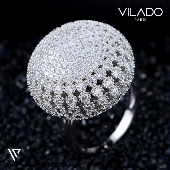 Luxury Fashion Vintage Ring