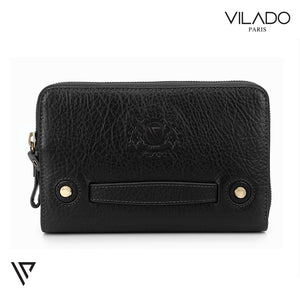 Classic Zip Leather Bag