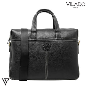 High Grade Leather Men Shoulder Bag