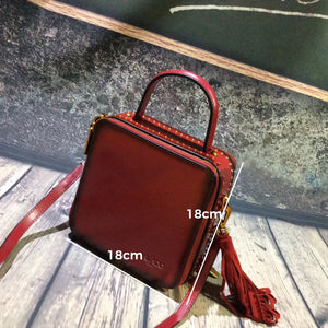 New Leather Sling Bag for Woman