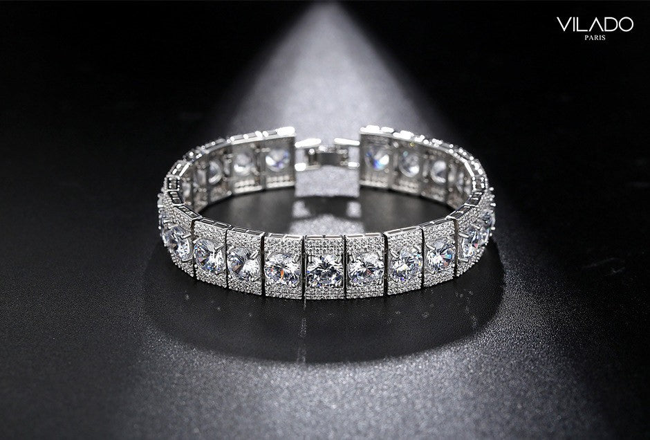 alwand vahan designer bracelet band closed direct diamond designed by product doron