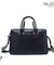 Briefcase Business Casual Shoulder Bag for Men