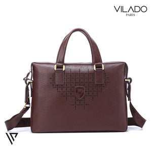 luxury leather Shoulder Bag for Men