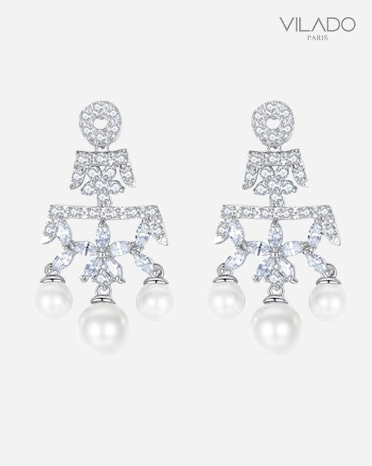Exclusive Chandelier Fashion Diamond Earrings