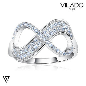 New Design Infinity Ring