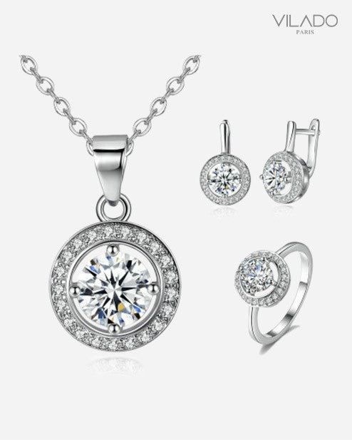 Fashion Diamond Jewellery Set
