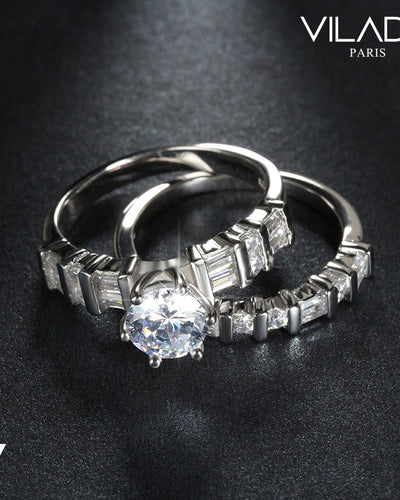 Engagement vintage Fashion Ring