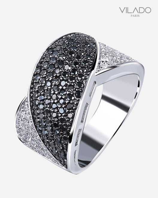 Stylish Design Party Diamond Ring