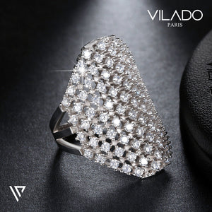 Vintage Style Luxury Ring