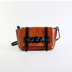 GENUINE LEATHER HANDBAG SATCHEL BAG CLUTCH SHOULDER CAMBRIDGE BAG CROSSBODY BAG PURSE FOR WOMEN