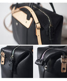 Handmade Leather Handbags Womens Leather Satchel Handbags - Annie Jewel