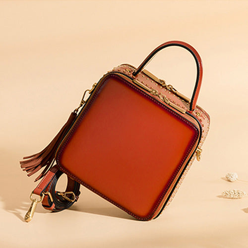 Square Crossbody Bag Women's Small Crossbody Bag - Annie Jewel