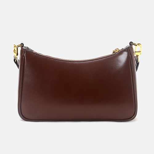 Leather Underarm Two Shouler Staps Bags