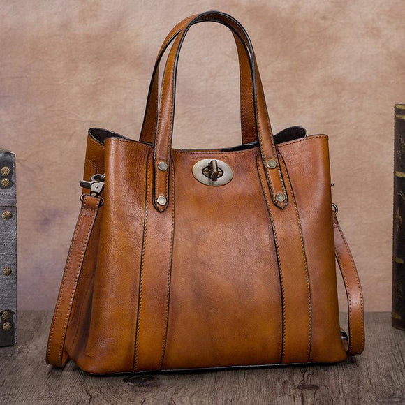 Brown Vintage Leather 11