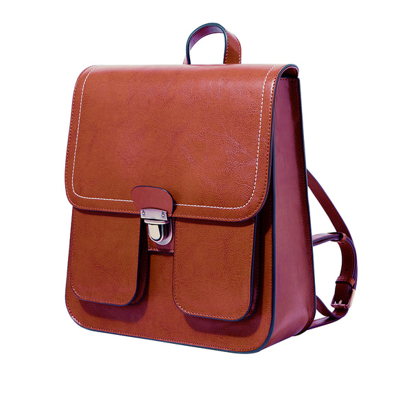 Women's Leather Cambridge Satchel 12