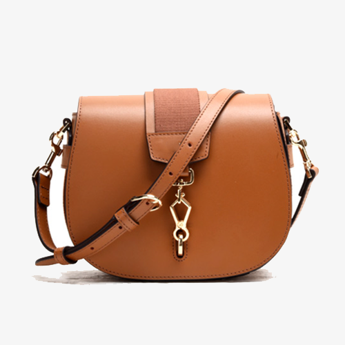 Womens Satchel Saddle Crossbody Bags - Annie Jewel