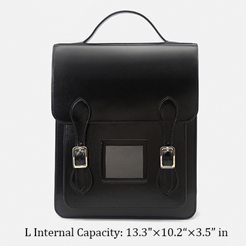 Womens Leather Satchel Backpack Bags