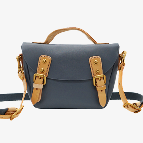 Womens Small Leather Satchel Crossbody Bags