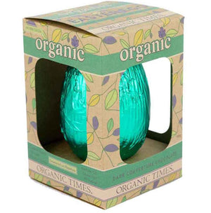 Chocolate Easter Egg 130g - Barefoot Creations