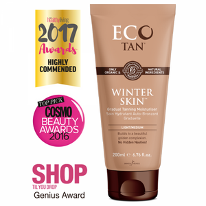 Eco Tan Organic Winter Skin - Barefoot Creations