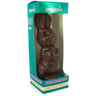 Chocolate Easter Bunny 200g - Barefoot Creations