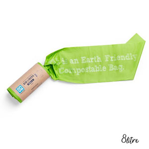 Compostable Bin Liners - Barefoot Creations