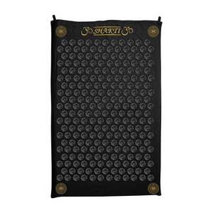 Shakti Mat Original - Black - Barefoot Creations