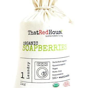 That Redhouse Organic Soapberries
