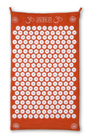 Shakti Mat Original - Orange - Barefoot Creations