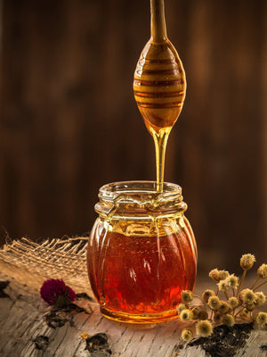 Premium Raw Jarrah honey /10g TA 35+