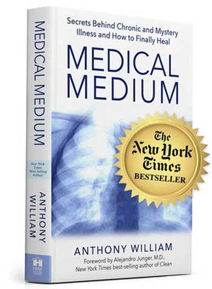 Medical Medium Book - Barefoot Creations