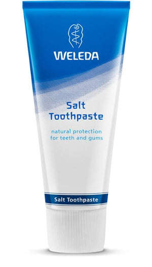 Salt Toothpaste - Barefoot Creations