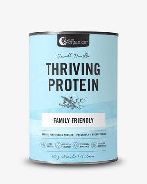 Thriving Protein Smooth Vanilla